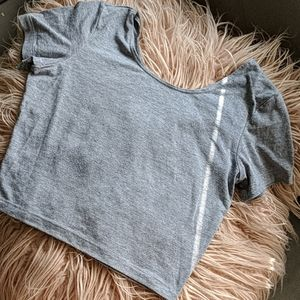 American Apparel crop top (free w/purchase)